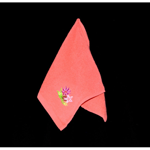 "Terry towel ""Little flower"""
