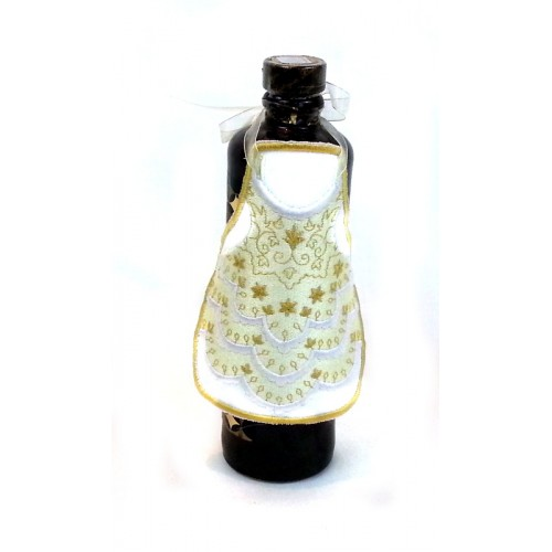 "Bottle apron ""Dress"""