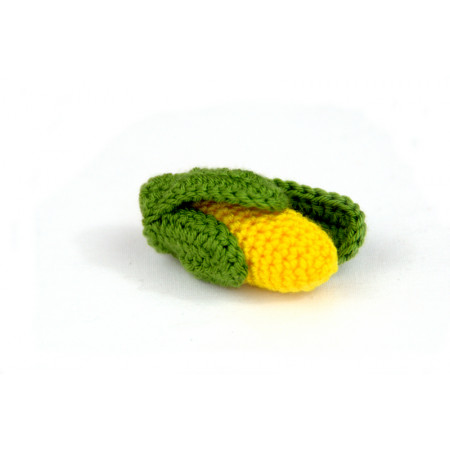 Crocheted  corn