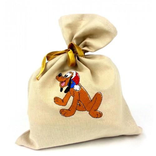 """Gift bag """"Christmas Pluto"""""""