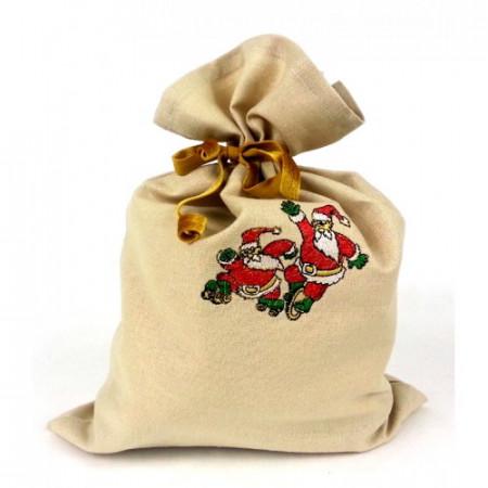 "Gift bag ""Santas"""