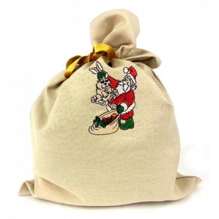 "Gift bag ""Santa 2"""