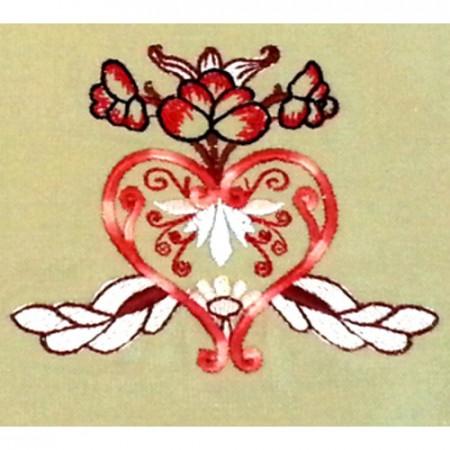 """Gift bag """"Heart"""""""
