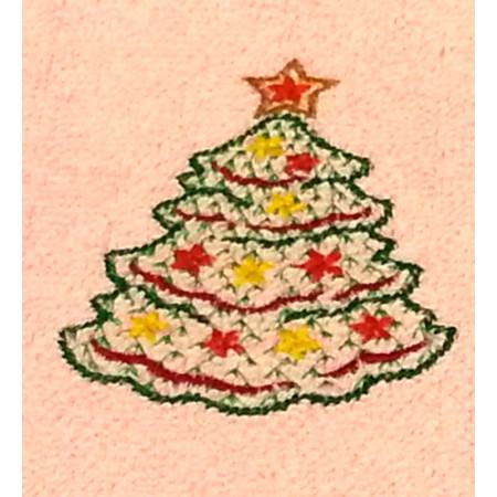 "Terru towel ""Christmass Tree"""