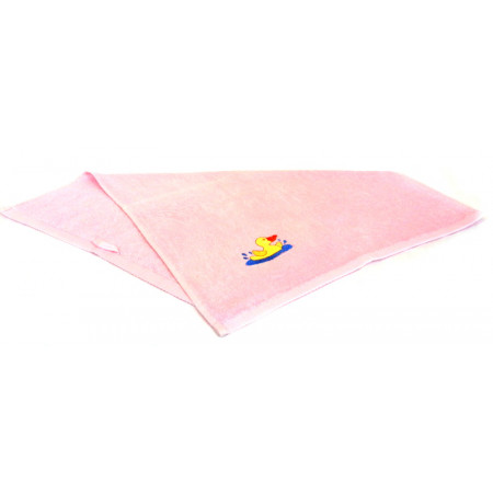 "Terry towel ""Duck in water"""