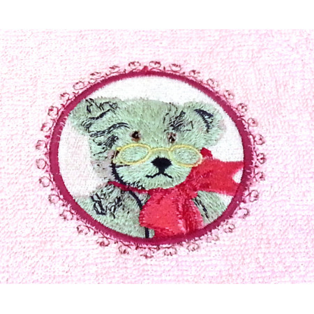 "Terry towel ""Bear"""