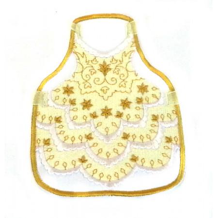 "Bottle apron ""Dress"""