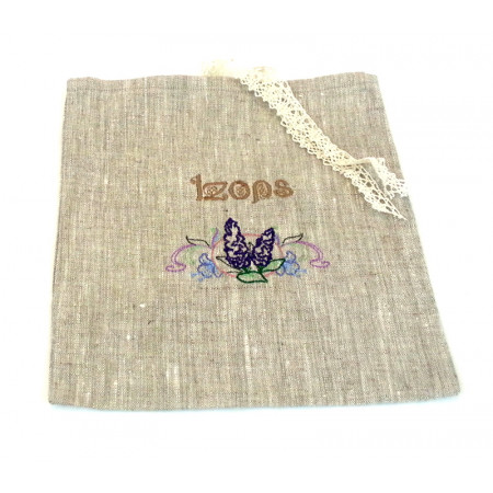 "Tea bag ""Izops"""