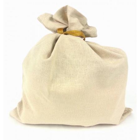 """Gift bag """"Santa in a sleigh"""""""